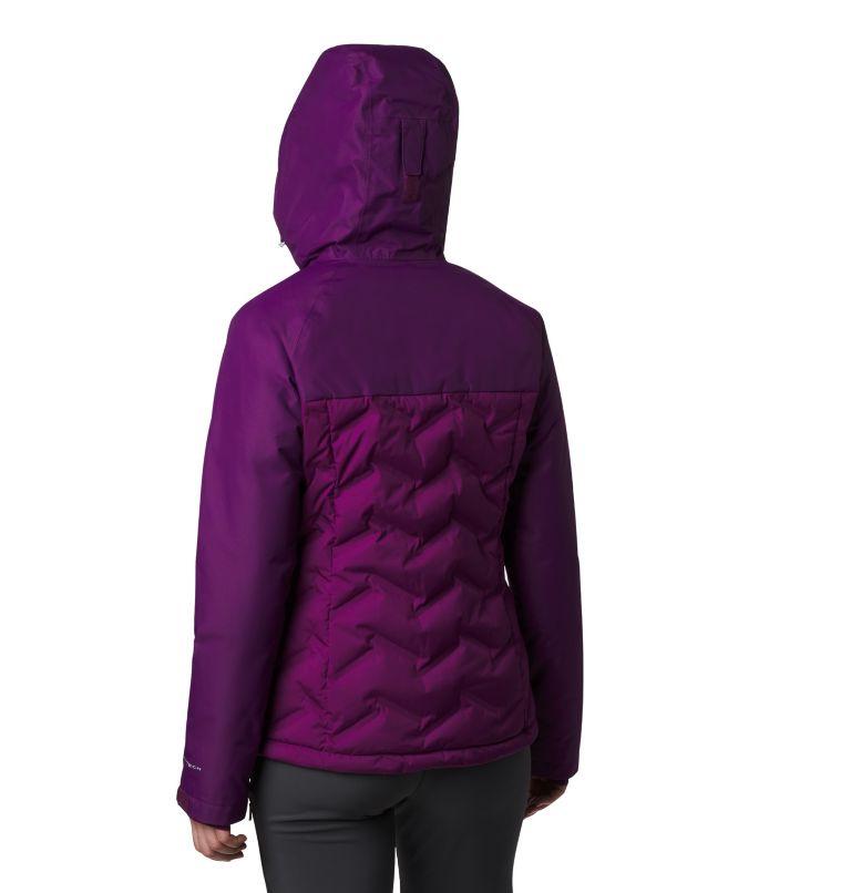 Women's Grand Trek™ Down Hooded Jacket Women's Grand Trek™ Down Hooded Jacket, back