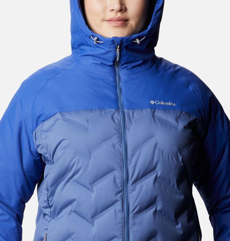 Women's Grand Trek™ Down Hooded Jacket - Plus Size Women's Grand Trek™ Down Hooded Jacket - Plus Size, a2