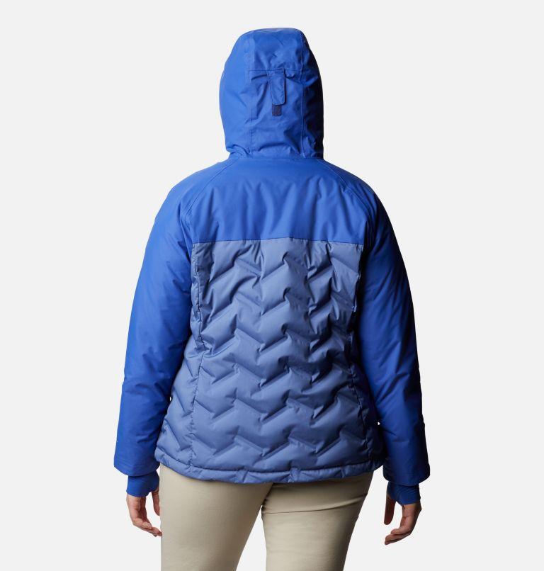 Women's Grand Trek™ Down Hooded Jacket - Plus Size Women's Grand Trek™ Down Hooded Jacket - Plus Size, back