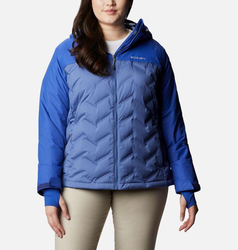 Women's Grand Trek™ Down Hooded Jacket - Plus Size Women's Grand Trek™ Down Hooded Jacket - Plus Size, front