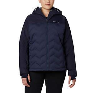 Women's Grand Trek™ Down Hooded Jacket - Plus Size