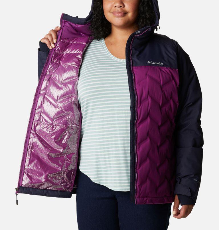 Women's Grand Trek™ Down Hooded Jacket - Plus Size Women's Grand Trek™ Down Hooded Jacket - Plus Size, a3