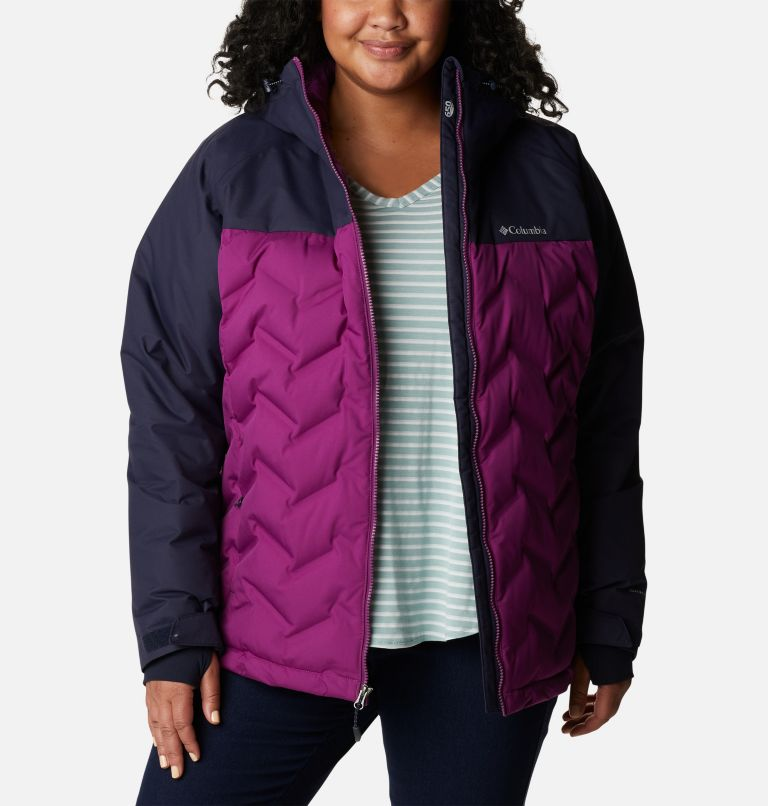 Women's Grand Trek™ Down Hooded Jacket - Plus Size Women's Grand Trek™ Down Hooded Jacket - Plus Size, a6