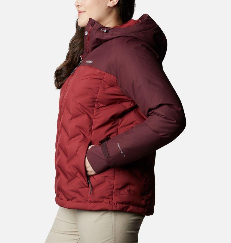 Women's Grand Trek™ Down Hooded Jacket - Plus Size Women's Grand Trek™ Down Hooded Jacket - Plus Size, a1