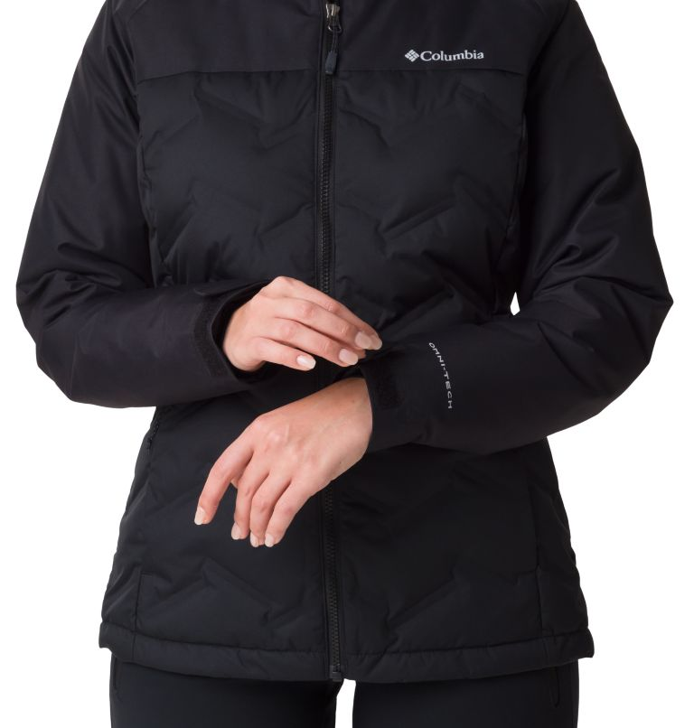 Grand Trek™ Down Jacket | 010 | S Women's Grand Trek Down Jacket, Black, a3