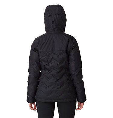 Women's Grand Trek Down Jacket Grand Trek™ Down Jacket | 010 | L, Black, back