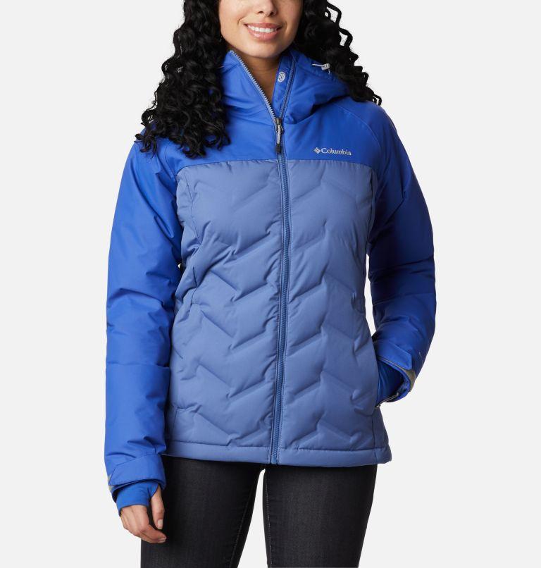 Grand Trek™ Down Jacket | 458 | S Women's Grand Trek Down Jacket, Velvet Cove, Lapis Blue, front