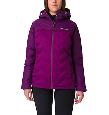 Giacca Grand Trek Down da donna Grand Trek™ Down Jacket | 594 | M, Wild Iris, front