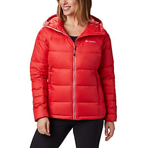 Women's Centennial Creek™ Down Hooded Jacket