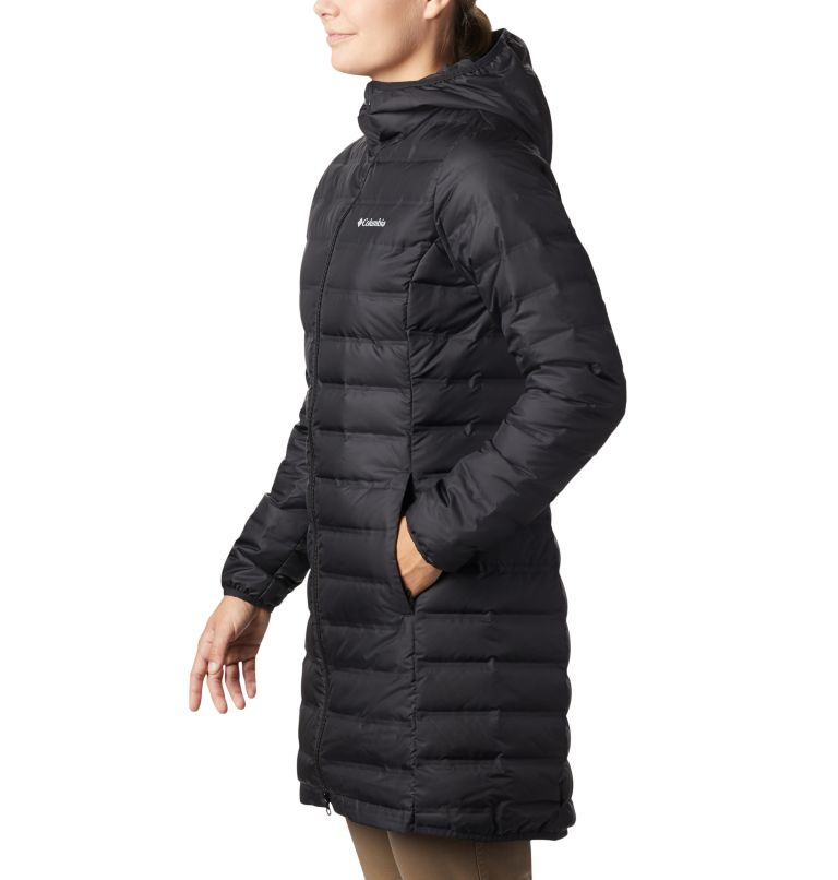 Women's Lake 22™ Down Long Hooded Jacket Women's Lake 22™ Down Long Hooded Jacket, a1