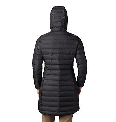 Women's Lake 22™ Down Long Hooded Jacket Lake 22™ Down Long Hooded Jacket | 618 | XS, Black, back