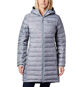 Women's Lake 22™ Down Long Hooded Jacket