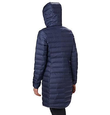 Women's Lake 22™ Down Long Hooded Jacket Lake 22™ Down Long Hooded Jacket | 618 | XS, Nocturnal, back