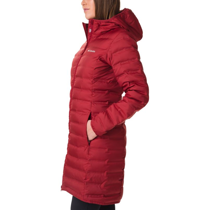 Women's Lake 22 Down Long Hooded Jacket Women's Lake 22 Down Long Hooded Jacket, a1
