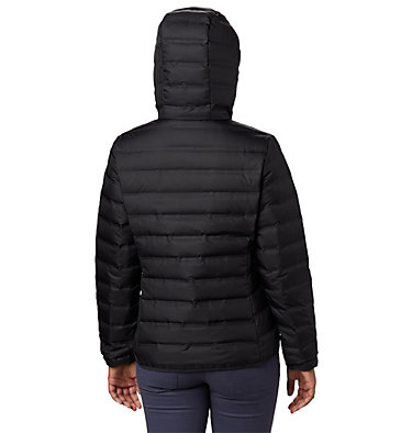 Women's Lake 22™ Down Hooded Jacket Lake 22™ Down Hooded Jacket | 466 | XL, Black, back