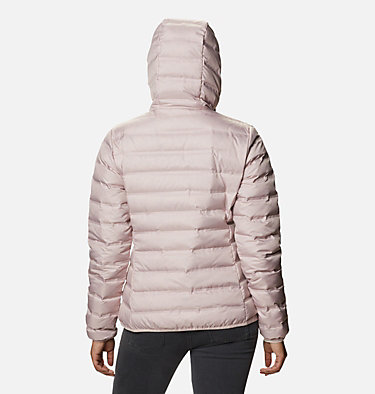 Women's Lake 22™ Down Hooded Jacket Lake 22™ Down Hooded Jacket | 671 | L, Mineral Pink, back