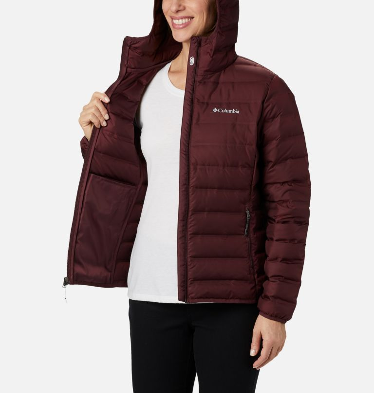 Women's Lake 22™ Down Hooded Jacket Women's Lake 22™ Down Hooded Jacket, a3