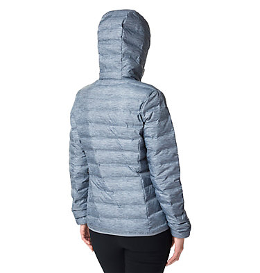 Lake 22 Daunenjacke mit Kapuze für Damen Lake 22™ Down Hooded Jacket | 032 | L, Tradewinds Grey Heather, back