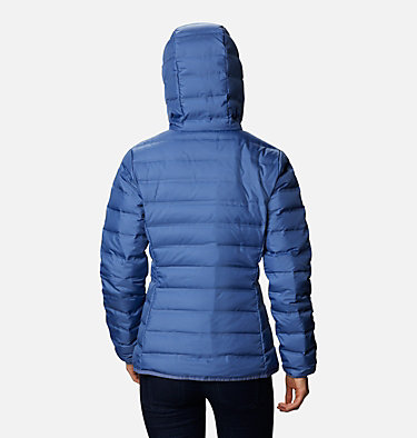 Lake 22 Daunenjacke mit Kapuze für Damen Lake 22™ Down Hooded Jacket | 032 | L, Velvet Cove, back