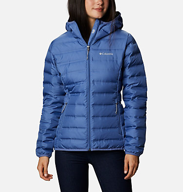 Lake 22 Daunenjacke mit Kapuze für Damen Lake 22™ Down Hooded Jacket | 032 | L, Velvet Cove, front