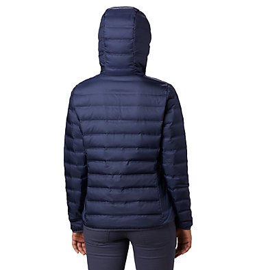 Lake 22 Daunenjacke mit Kapuze für Damen Lake 22™ Down Hooded Jacket | 032 | L, Nocturnal, back