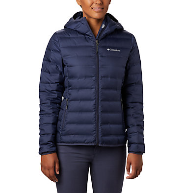 Lake 22 Daunenjacke mit Kapuze für Damen Lake 22™ Down Hooded Jacket | 032 | L, Nocturnal, front