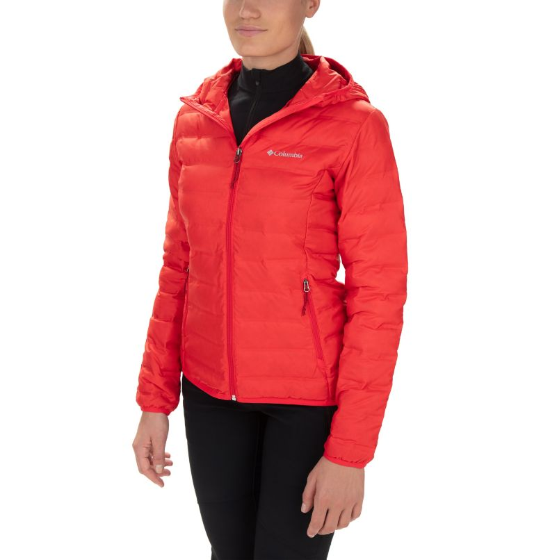 Women's Lake 22 Down Hooded Jacket Women's Lake 22 Down Hooded Jacket, front