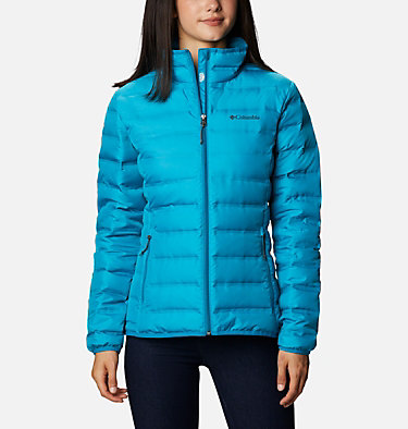 Lake 22 Daunenjacke für Damen Lake 22™ Down Jacket | 010 | L, Fjord Blue, front