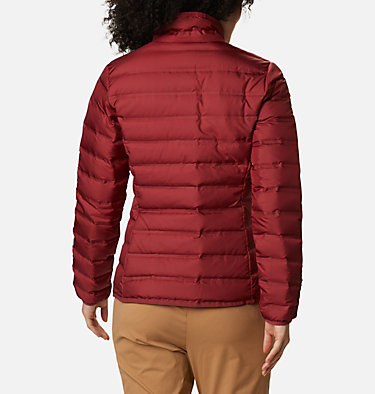 Lake 22 Daunenjacke für Damen Lake 22™ Down Jacket | 010 | L, Marsala Red, back