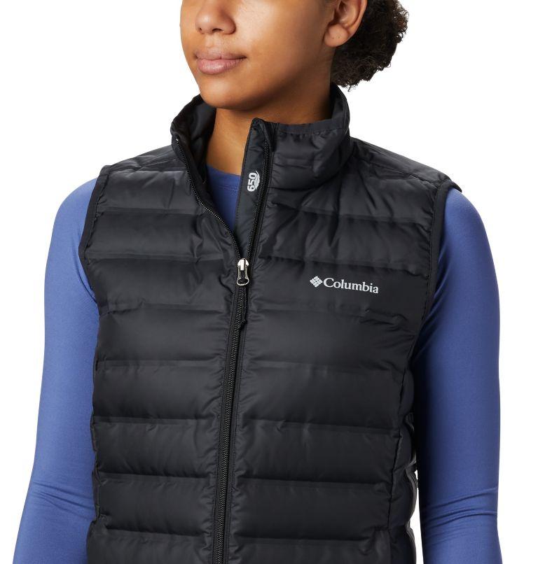 Lake 22™ Down Vest | 010 | XS Women's Lake 22™ Down Vest, Black, a3