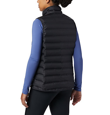 Women's Lake 22™ Down Vest Lake 22™ Down Vest | 032 | M, Black, back