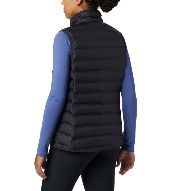 Lake 22™ Down Vest | 010 | XS Women's Lake 22™ Down Vest, Black, back