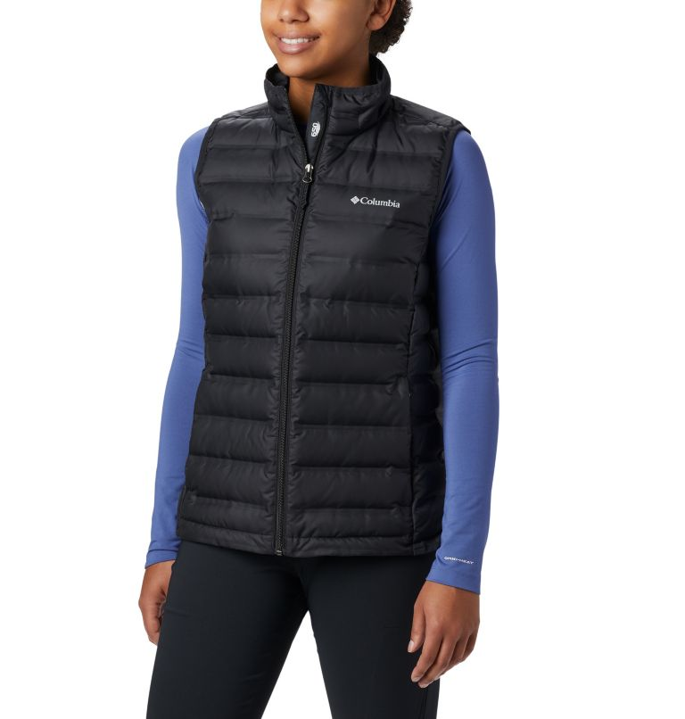 Lake 22™ Down Vest | 010 | XS Women's Lake 22™ Down Vest, Black, front
