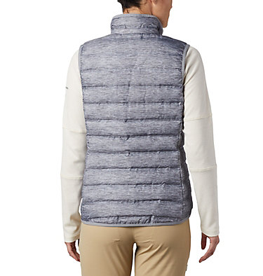 Women's Lake 22™ Down Vest Lake 22™ Down Vest | 032 | M, Tradewinds Grey Heather, back