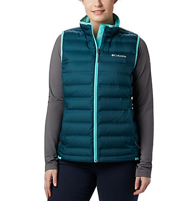 Women's Lake 22™ Down Vest Lake 22™ Down Vest | 032 | M, Dark Seas, front