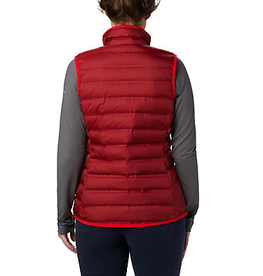Women's Lake 22™ Down Vest Lake 22™ Down Vest | 032 | M, Beet, back