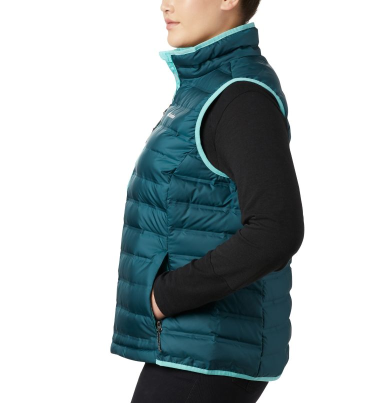 Women's Lake 22™ Down Vest - Plus Size Women's Lake 22™ Down Vest - Plus Size, a1