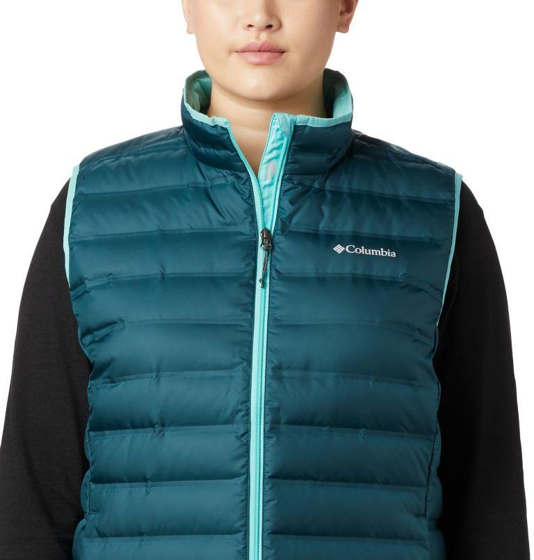 Women's Lake 22™ Down Vest - Plus Size Women's Lake 22™ Down Vest - Plus Size, a2