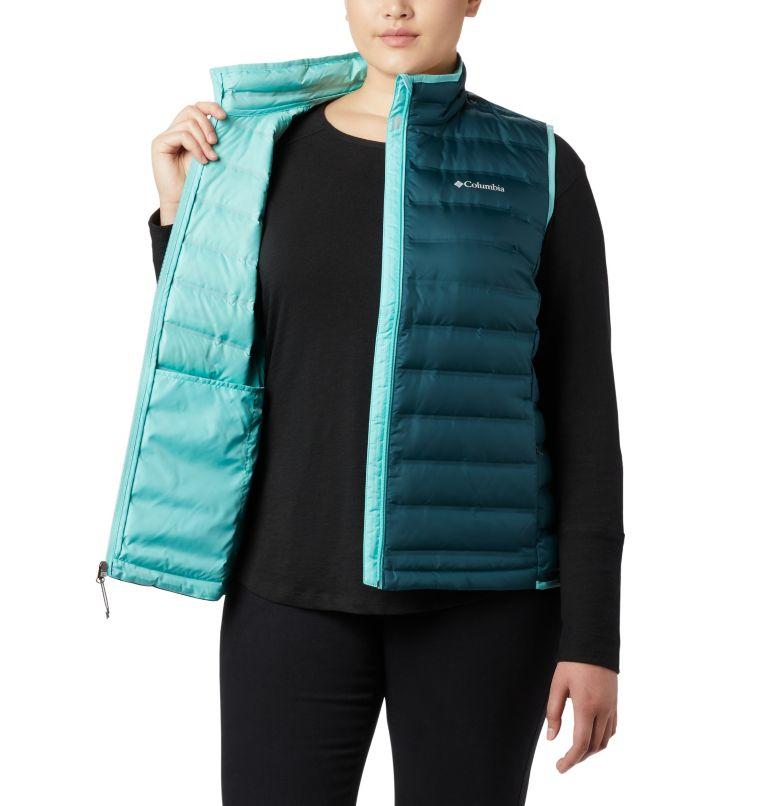 Women's Lake 22™ Down Vest - Plus Size Women's Lake 22™ Down Vest - Plus Size, a3