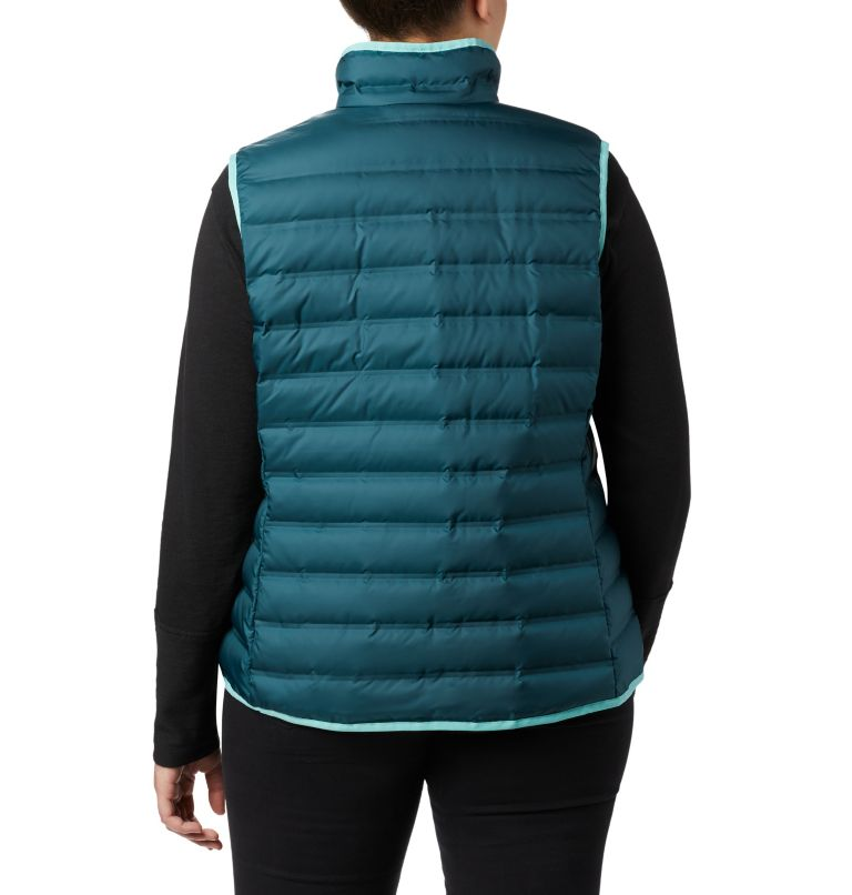 Women's Lake 22™ Down Vest - Plus Size Women's Lake 22™ Down Vest - Plus Size, back