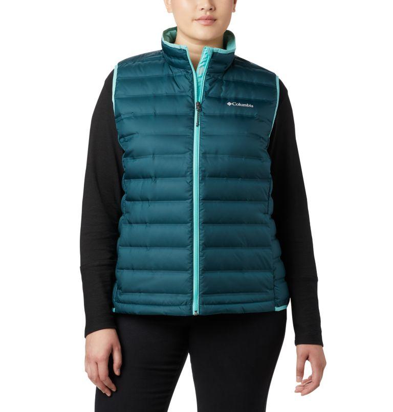 Women's Lake 22™ Down Vest - Plus Size Women's Lake 22™ Down Vest - Plus Size, front
