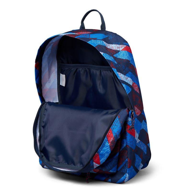 Sun Pass™ II Backpack | 465 | O/S Sac À Dos Sun Pass™ II Unisexe, Collegiate Navy Geo Dashed Camo, a1