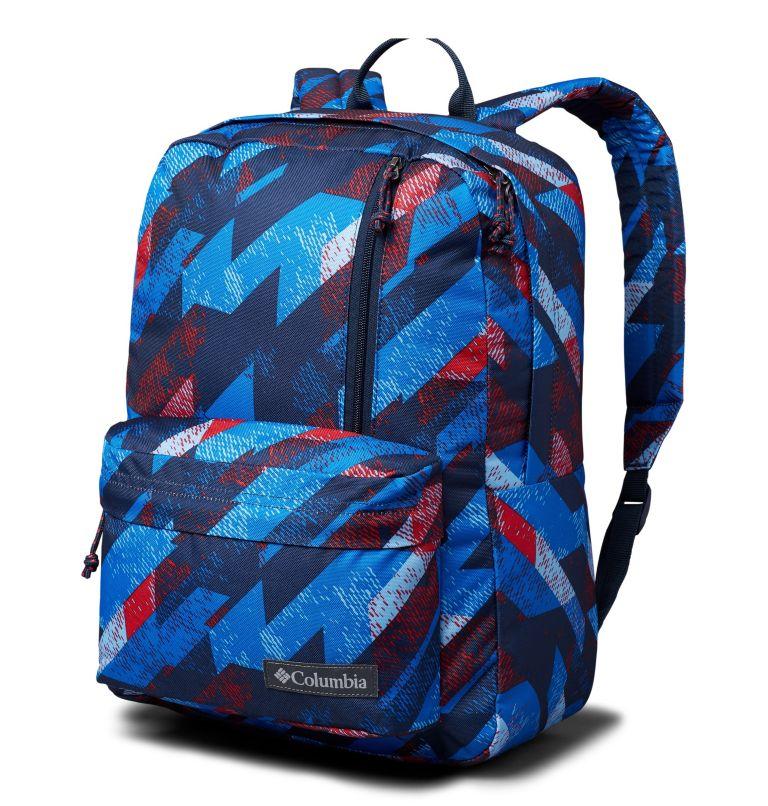 Sun Pass™ II Backpack | 465 | O/S Sac À Dos Sun Pass™ II Unisexe, Collegiate Navy Geo Dashed Camo, front