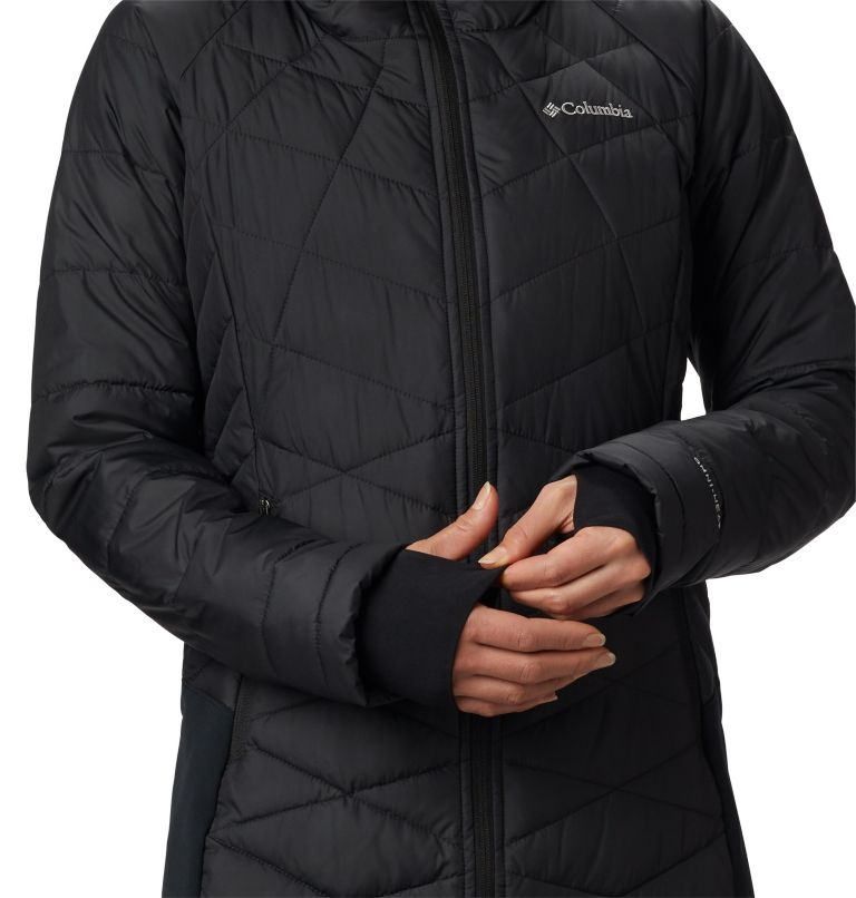 Women's Heavenly™ Long Hybrid Jacket Women's Heavenly™ Long Hybrid Jacket, a2