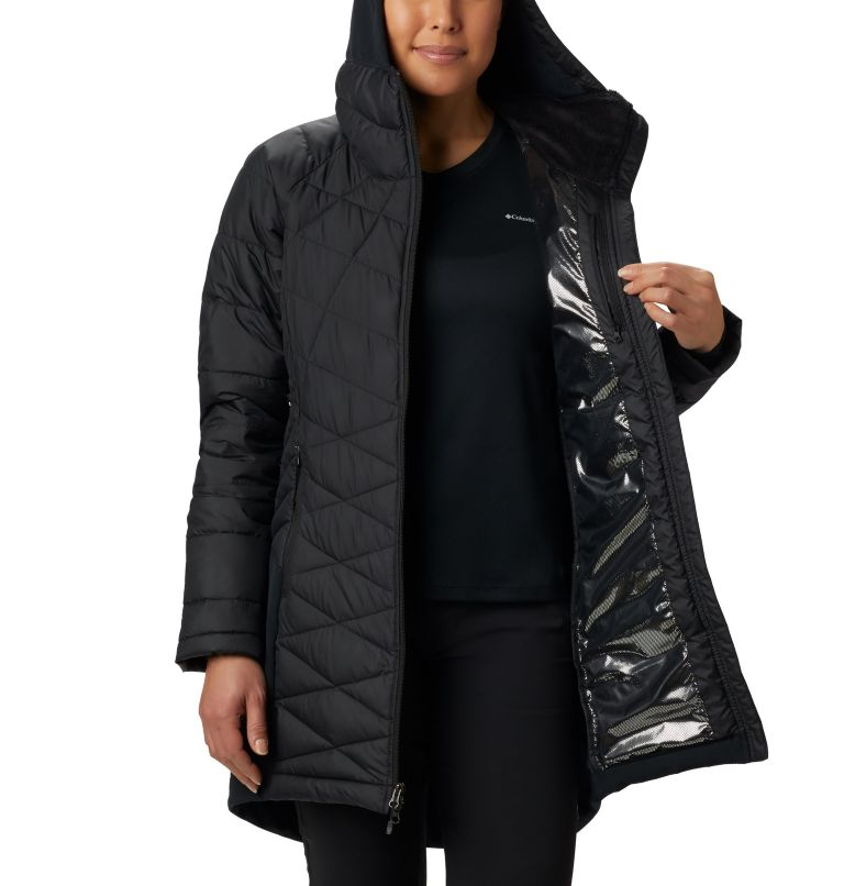Women's Heavenly™ Long Hybrid Jacket Women's Heavenly™ Long Hybrid Jacket, a3