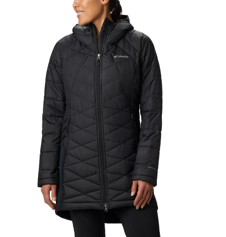 Women's Heavenly™ Long Hybrid Jacket Women's Heavenly™ Long Hybrid Jacket, front