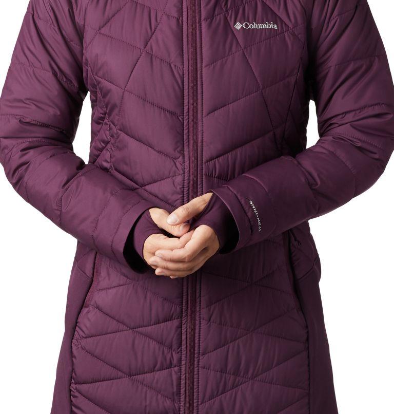 Women's Heavenly™ Long Hybrid Jacket Women's Heavenly™ Long Hybrid Jacket, a4
