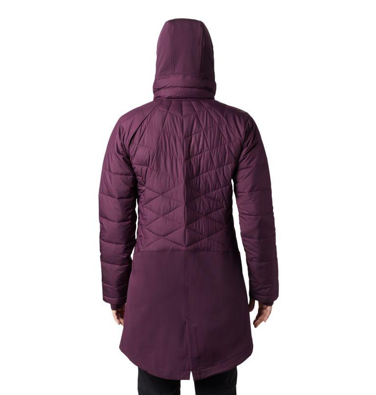 Women's Heavenly™ Long Hybrid Jacket Women's Heavenly™ Long Hybrid Jacket, back