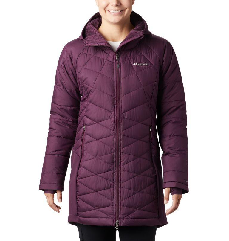 Women's Heavenly™ Long Hybrid Jacket Women's Heavenly™ Long Hybrid Jacket, front
