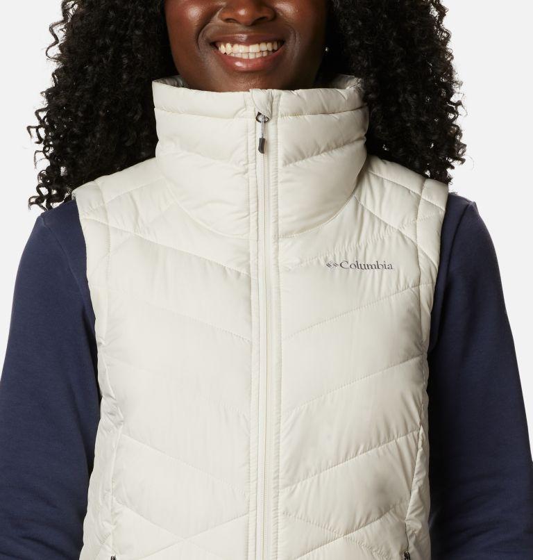 Heavenly™ Long Vest | 191 | XS Women's Heavenly™ Long Vest, Chalk, a2